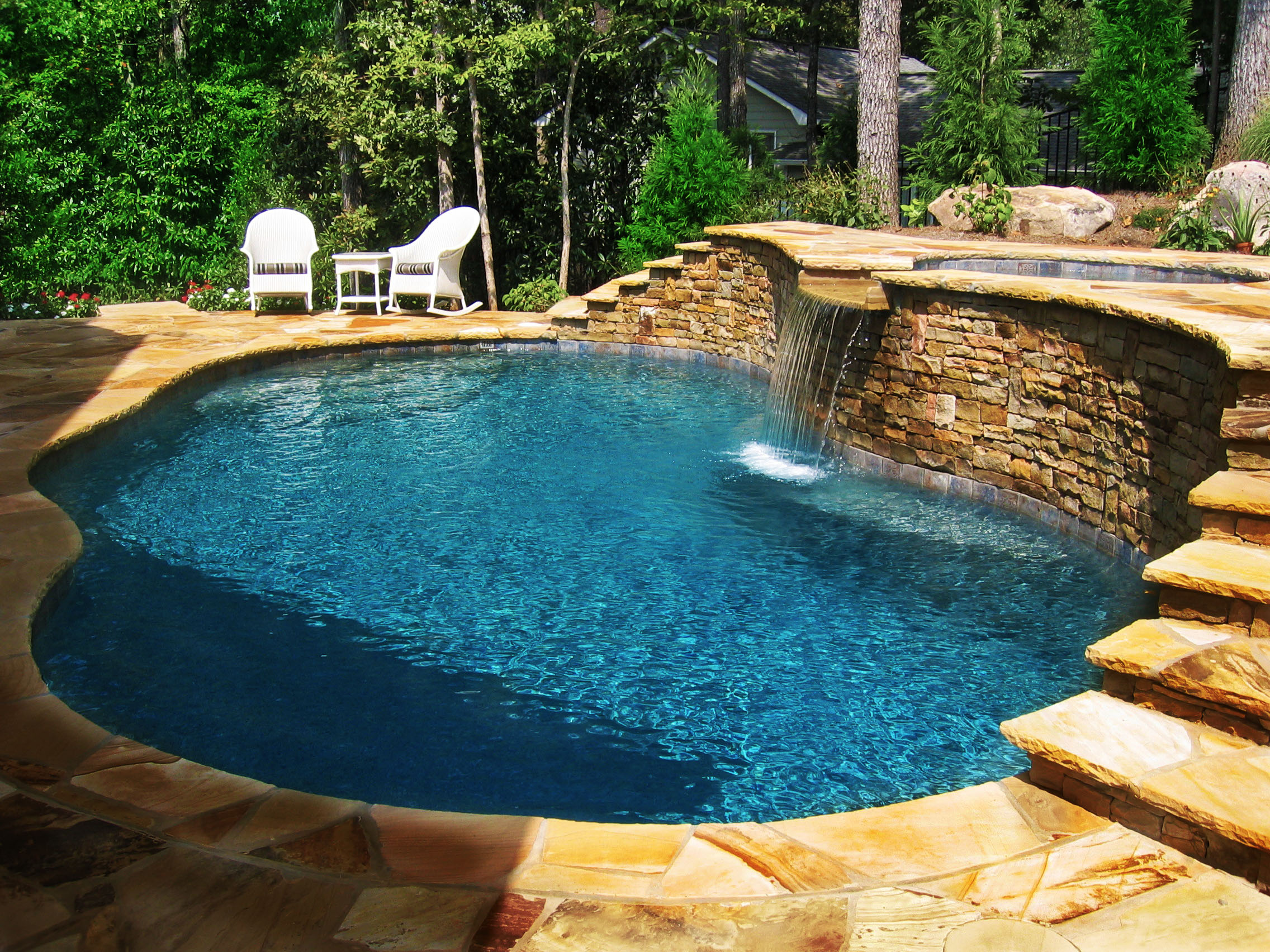 Pool remodeling company pool resurfacing fence companies for Pool remodeling