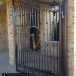 Custom Automatic Gate