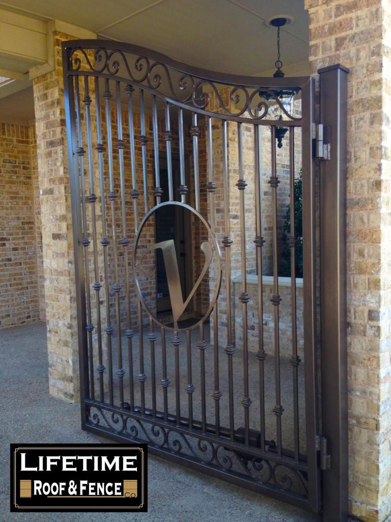 Custom Automatic Gate