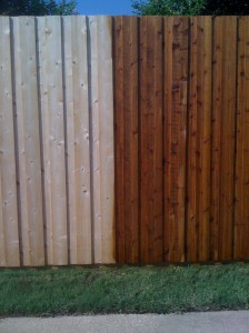 fence makeovers fence staining companies pressure washing stain