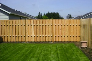 Flower Mound Fence Company Shadow Box Fence