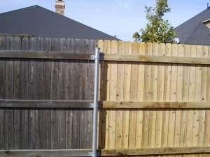 fence makeovers fence restoration pressure washing and staining companies