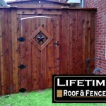 wood gates frisco tx wood fences