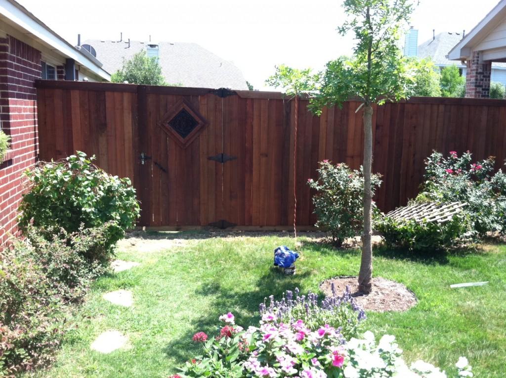 wood gates frisco tx wood fence