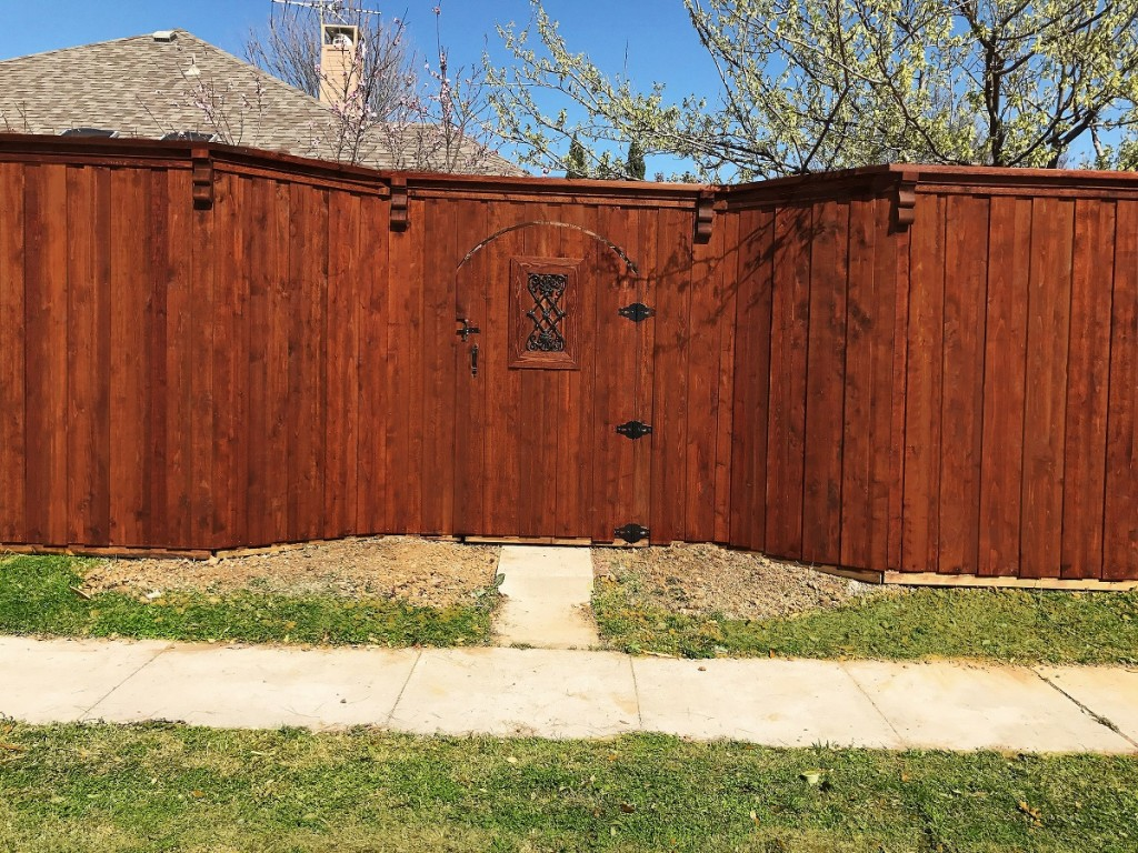 Mckinney Fence Companies Wood Privacy Fence