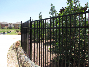 fence companies colleyville tx metal fences iron fences aluminum fencing
