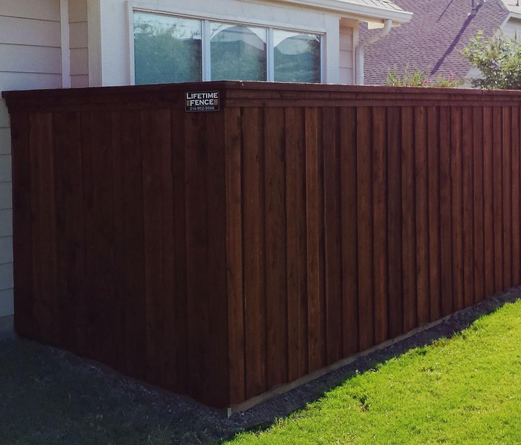 mckinney fence companies wood fences mckinney tx