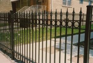 fence companies dallas tx wrought iron fences dallas