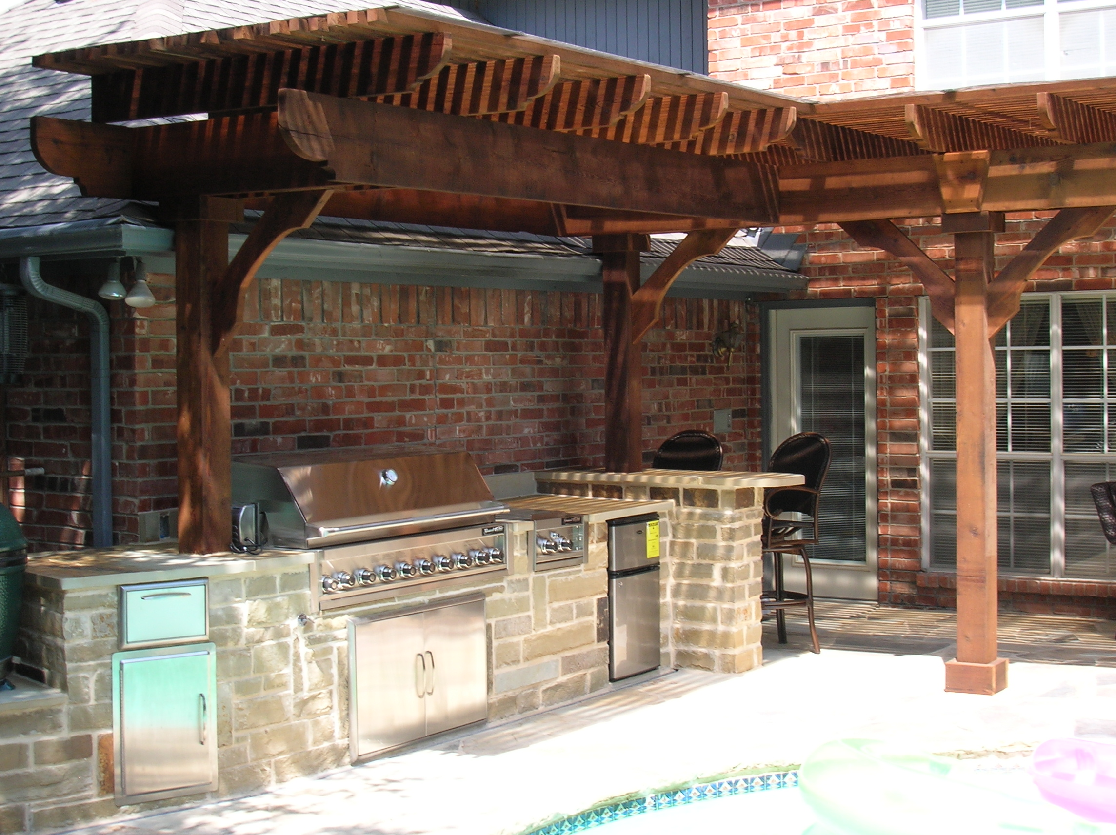 ... Garden Design With Arbor Builders Decks Pergolas Mansfield TX Fence  Companies With Landscape Lighting Designer From