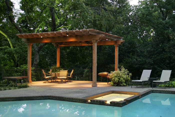 Arbors Pergolas Builders Lewisville TX