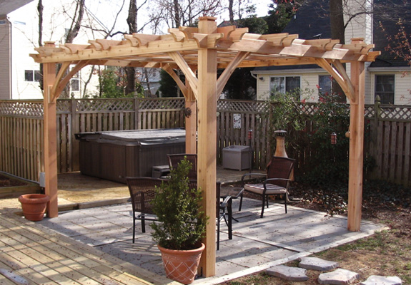 Arbor Builders Denton TX Decks Pergolas Decks Denton TX