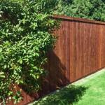 6 ft Standard Cedar Fence