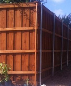 board on board fences fort worth tx 6 ft 8 ft privacy fence fort worth