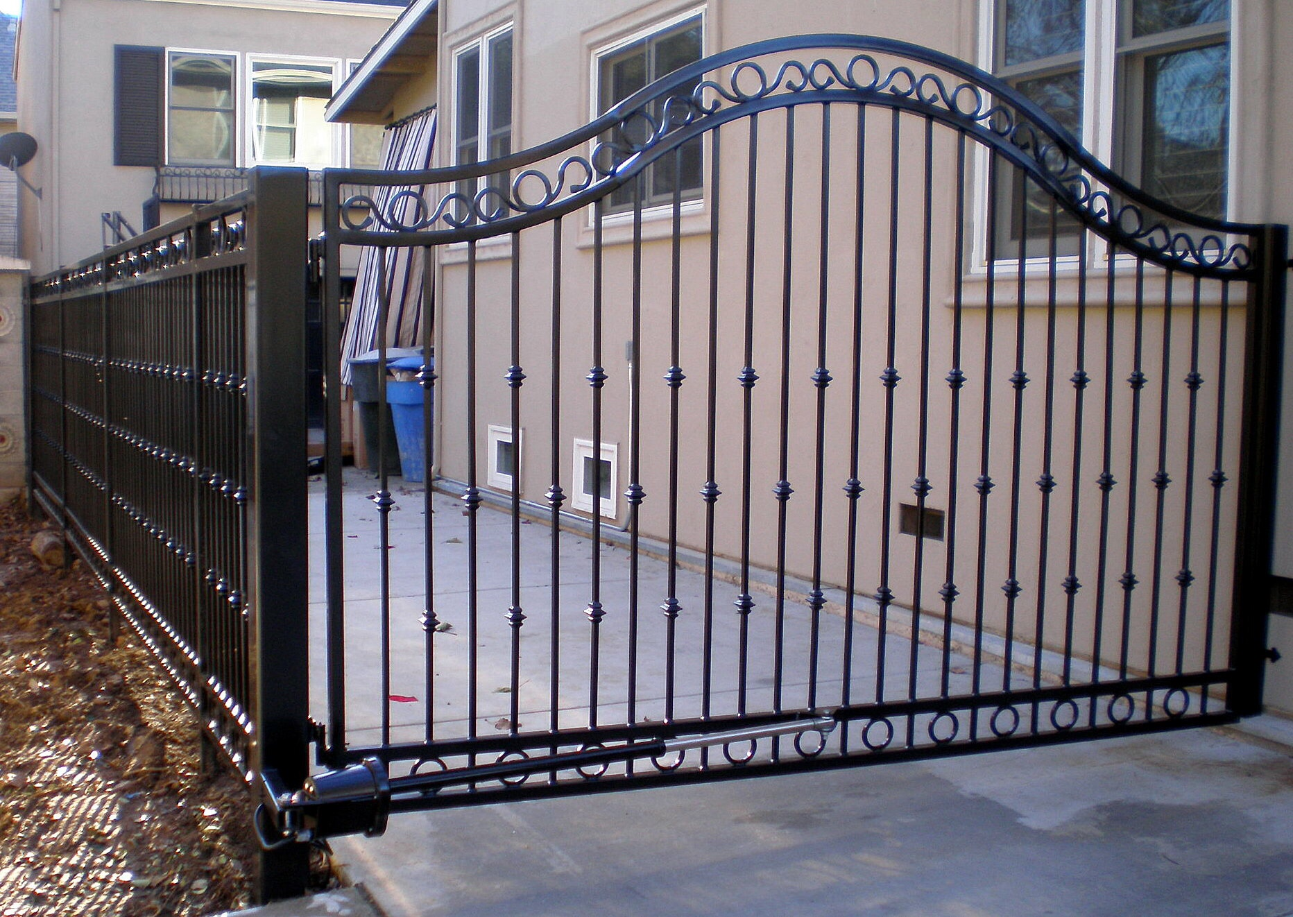 Automatic driveway gates hawaii joy studio design