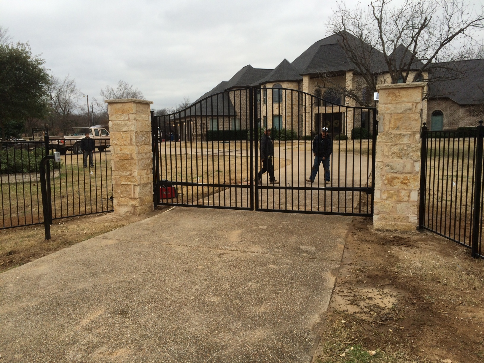 Automatic Gate Installation Driveway Gates Electric Gates