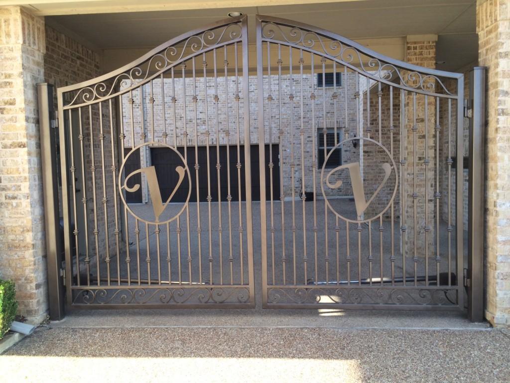 fence companies southlake tx driveway gate