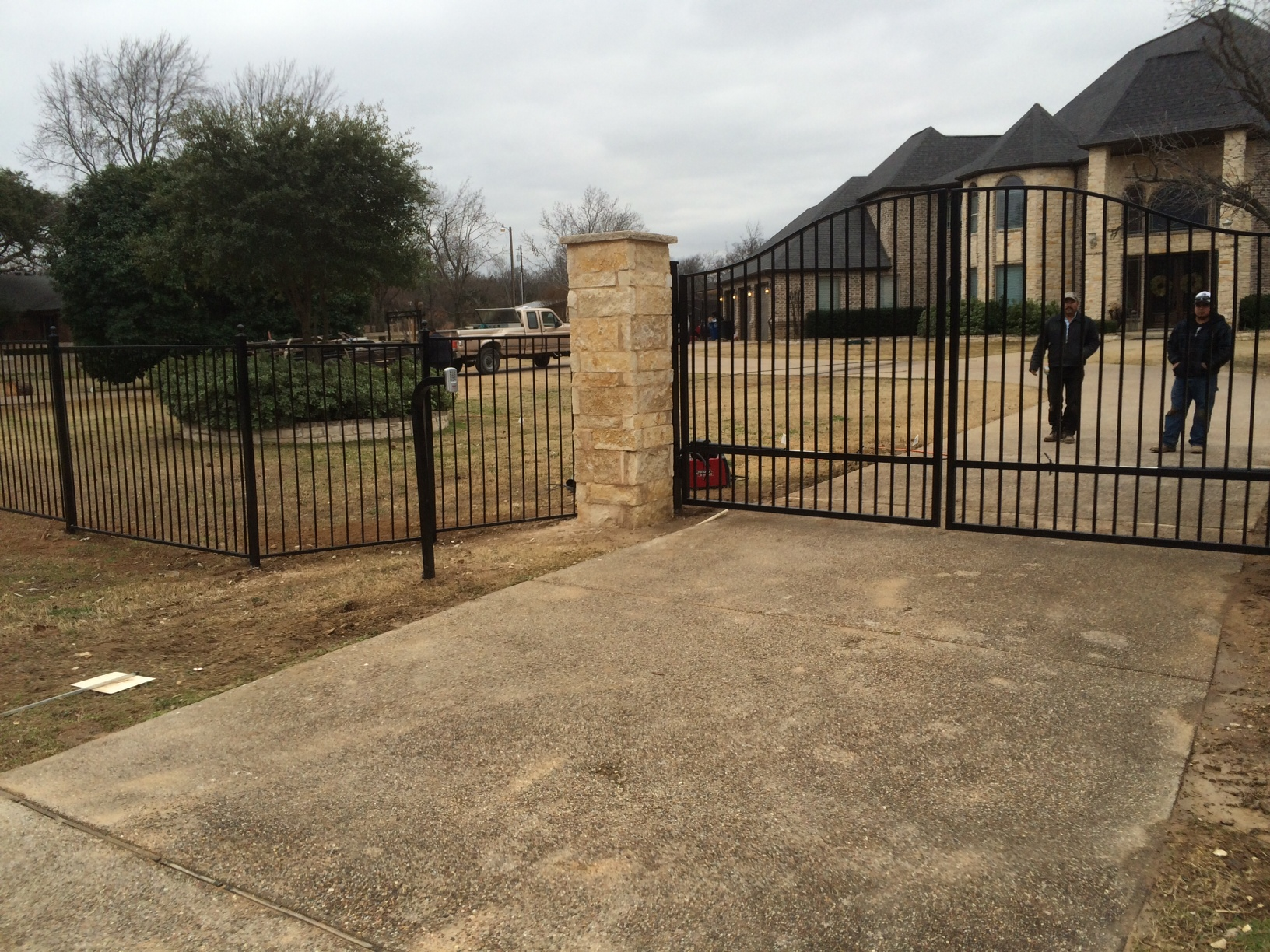 Automatic And Electric Gates Frisco Tx Driveway Gate Installation Frisco