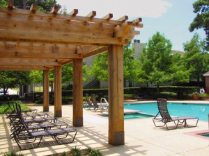 Fort Worth TX Deck builder arbor builder pergola builder