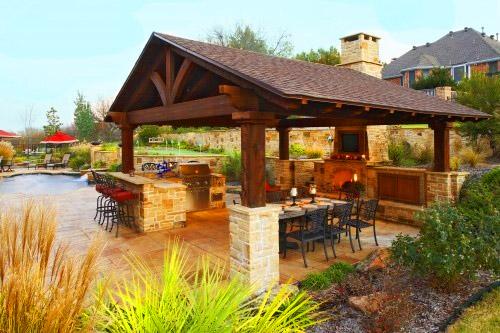 Arbor Builders Pergola Companies Lewisville
