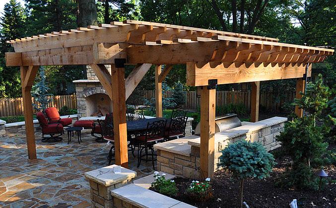 Arbors Pergolas Decks Builders Lewisville