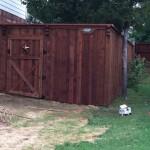 wood gates frisco tx wood fences cedar