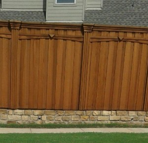 fence company colleyville tx 8 ft cedar board on board fences colleyville