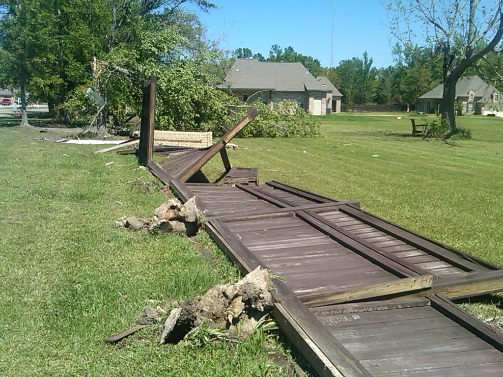 Wood Fence Repair Fort Worth