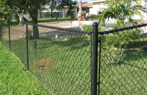 chain link fences Denton tx security fences