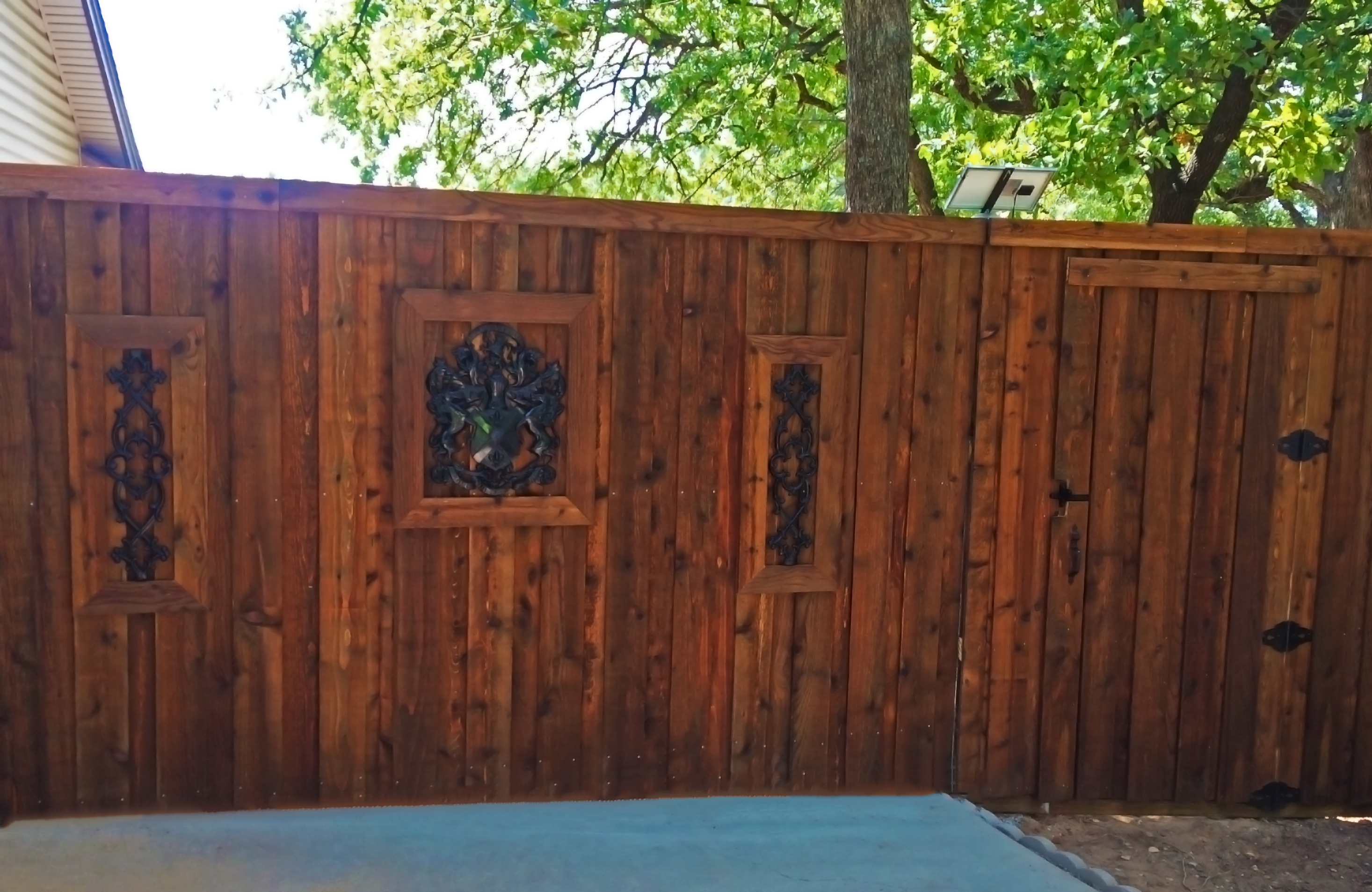 Electricity Providers In Little Elm Texas Electric Driveway Sliding Gate