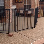 basic metal fence basic steel fence