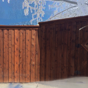 "Is Your Fence Ready to ""weather"" the Winter Weather?"
