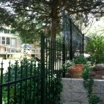 steel fences metal fences aluminum fencing