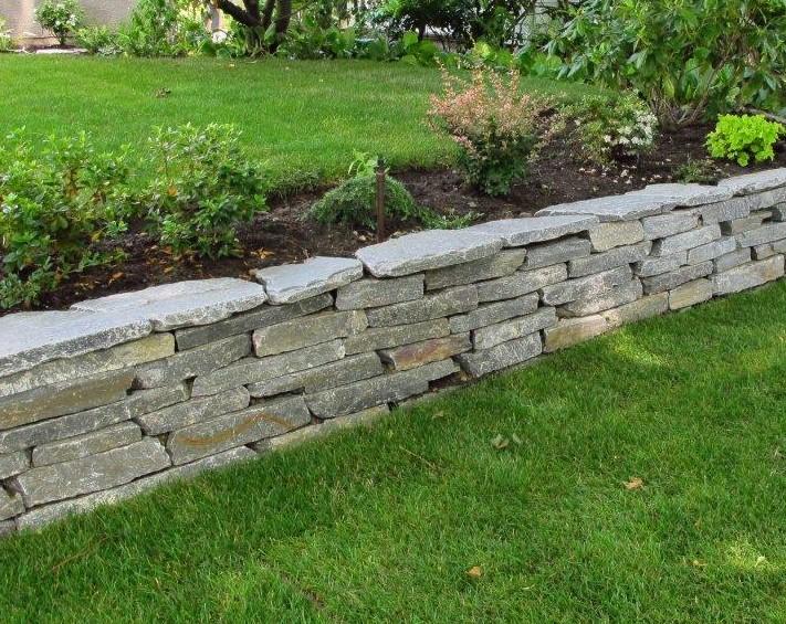 stone retaining wall retaining walls