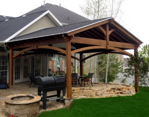 Patio Cover Companies Plano Tx Shingled Pergolas Plano Patio Cover  Contractors