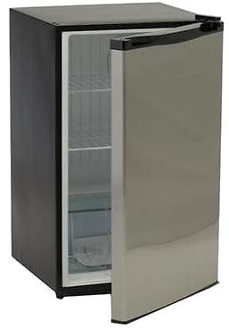 outdoor kitchen outdoor living area fridge