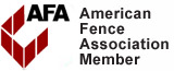 american fence association fence company