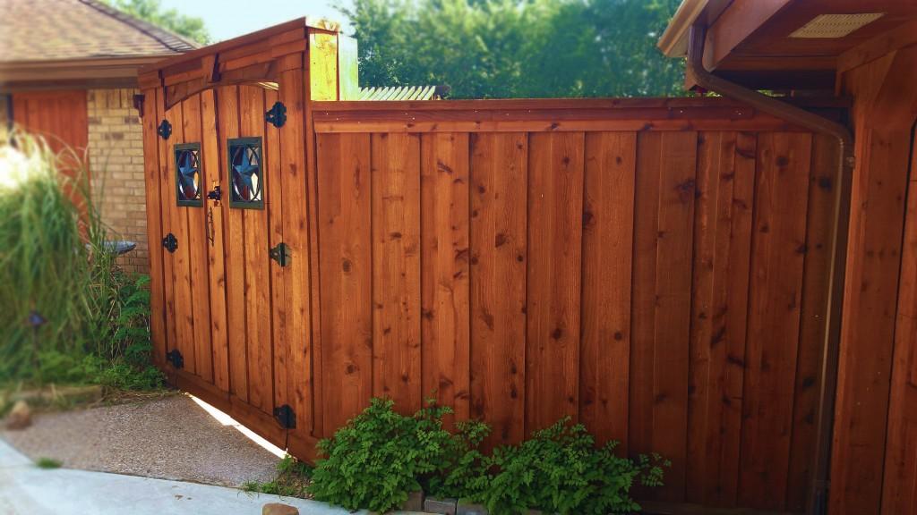 fence companies aubrey tx wood fence