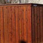 board on board cedar fence 6 ft