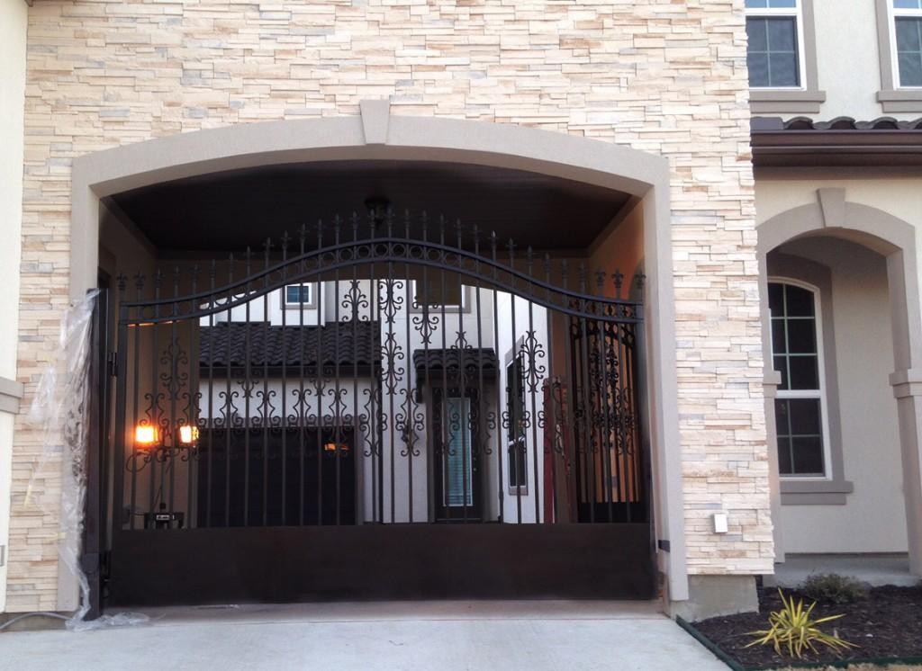 Automatic driveway gates Allen tx Allen driveway gate companies