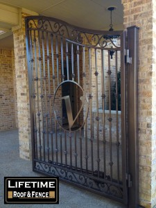 keller tx fence companies wrought iron fences handrails