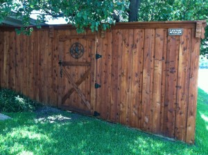 fence companies bedford tx cedar wood fences