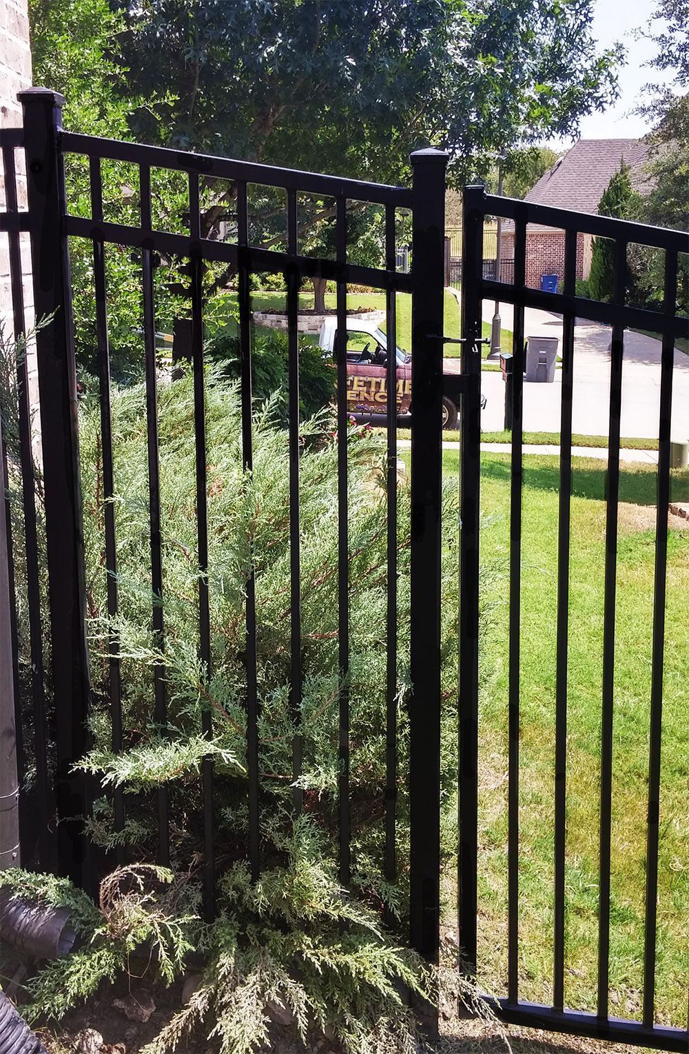 Wrought Iron Fences |Lifetime Fence Company | Steel Fences