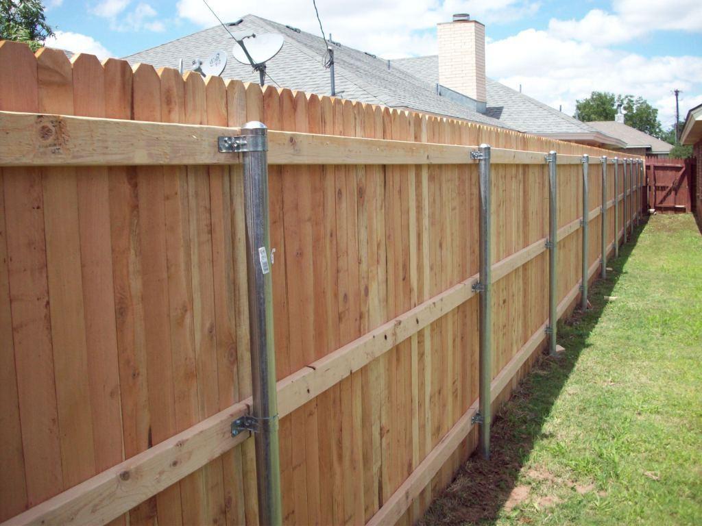Basic Cedar Fence Fence Companies Gate Companies