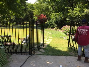fence companies euless tx metal fences euless iron fencing