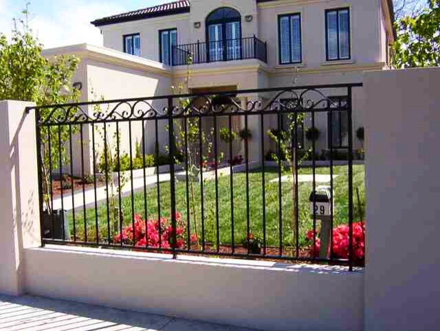 Wrought Iron Fences Metal Fences Lewisville Tx