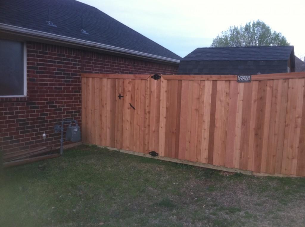 wood fence companies houston tx cedar wood fences