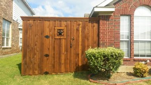 backyard wood fence fort worth tx cedar wood fencing fort worth