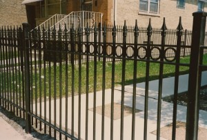 fence companies dallas tx wrought iron fences dallas