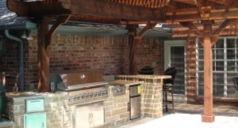 Outdoor Kitchen Package – Spring Special!
