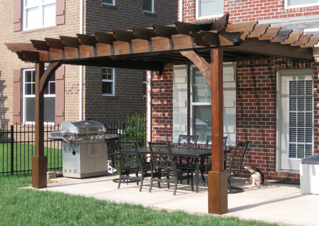 Arbor Builders Flower Mound Tx Decks Pergolas Arbors